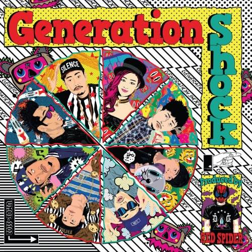Generation Shock / RED SPIDER