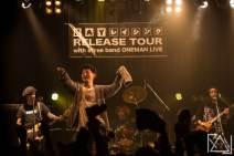 レイシング RELEASE TOUR in FUKUOKA at 18.03.24 BEAT STATION